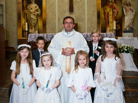 First Holy Communion 2010
