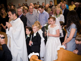 First Holy Communion 2012